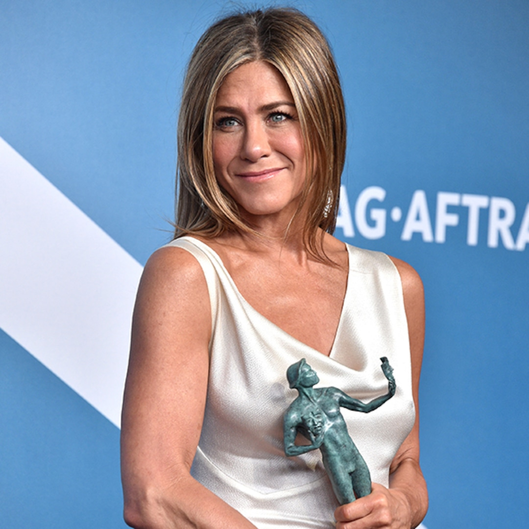 Why Jennifer Aniston Says She Ll Never Forget The 2020 Sag Awards E Online