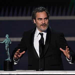 Joaquin Phoenix, 2020 Screen Actors Guild Awards, SAG Awards