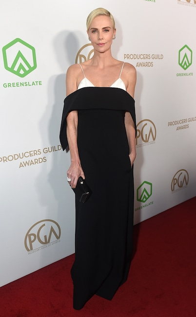 Charlize Theron, 2020 Producers Guild Awards