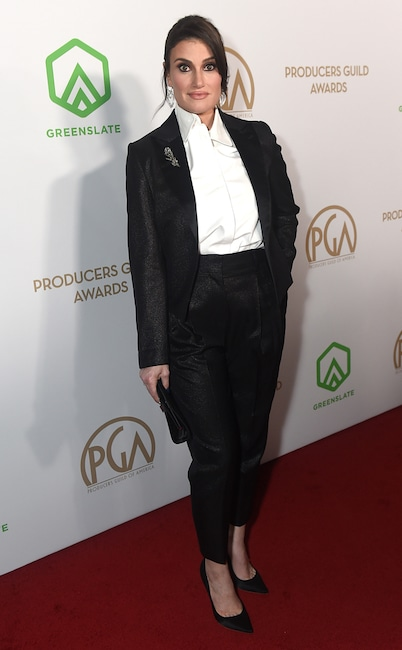 Idina Menzel, 2020 Producers Guild Awards