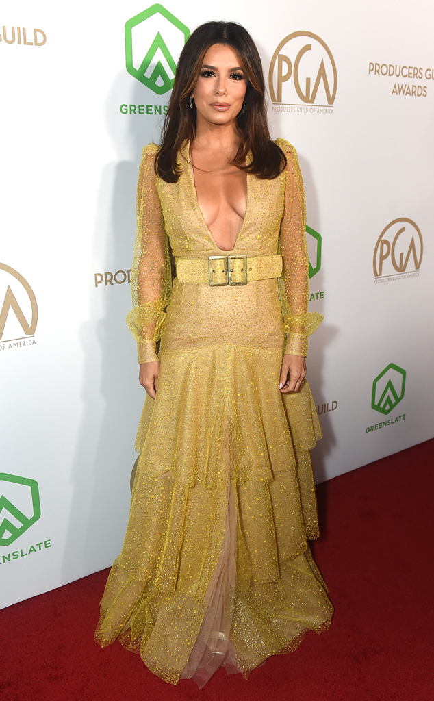 Eva Longoria, 2020 Producers Guild Awards