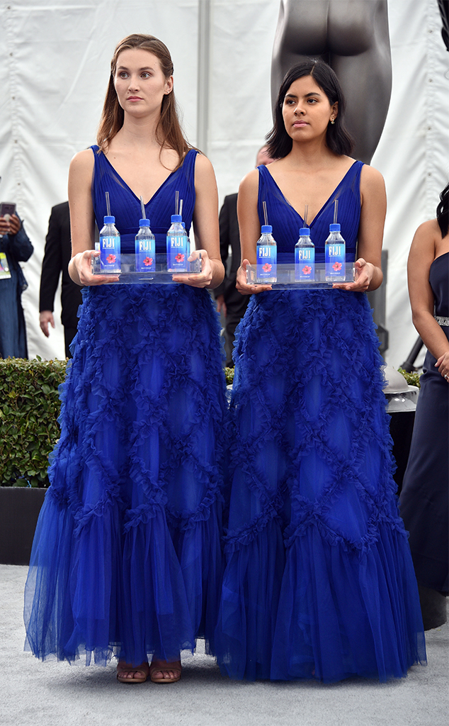 Fiji Water Girls, 2020 SAG Awards