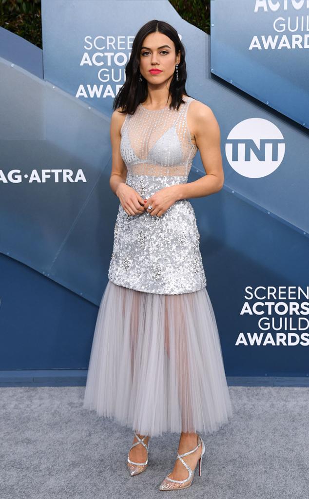 Nina Kiri, 2020 Screen Actors Guild Awards, SAG Awards, Red Carpet Fashions