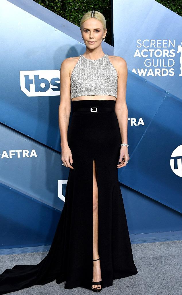 Charlize Theron, 2020 Screen Actors Guild Awards, SAG Awards
