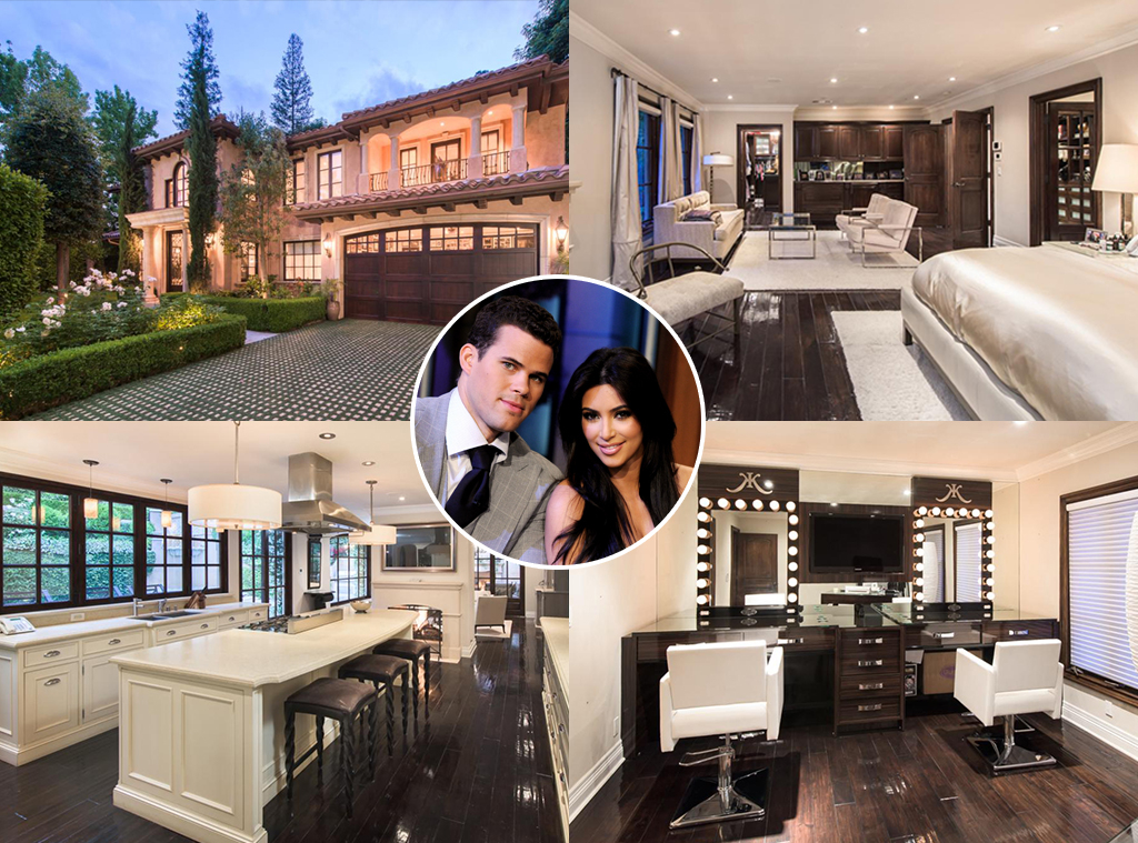 Kris Humphreys, Kim Kardashian, Real Estate, House