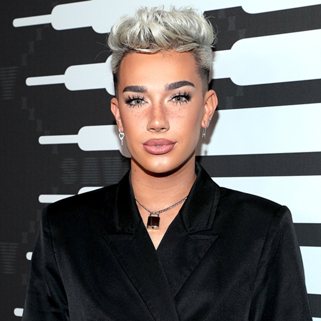 James Charles Responds to Accusations He Said the N-Word in New Video - E!  Online