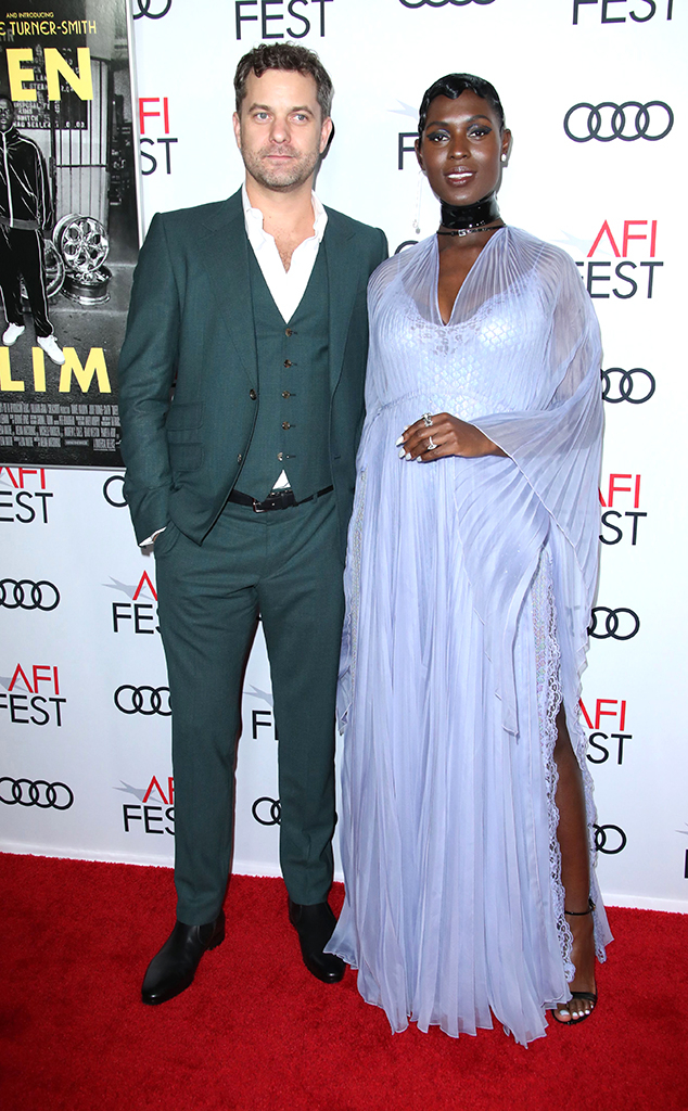 Joshua Jackson, Jodie Turner Smith