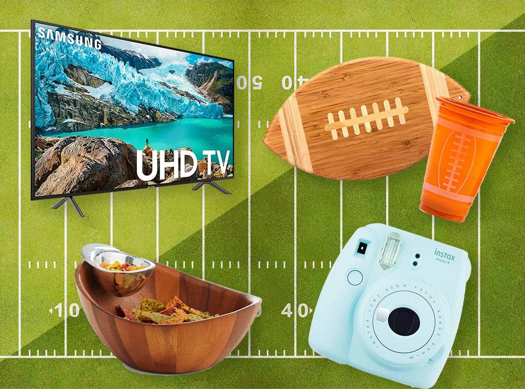E-Comm:  Everything You Need To Throw The Ultimate Super Bowl Party