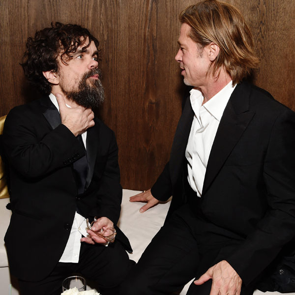 Inside the 2020 SAG Awards After-Party With Brad Pitt, Jennifer Aniston and More - E! Online