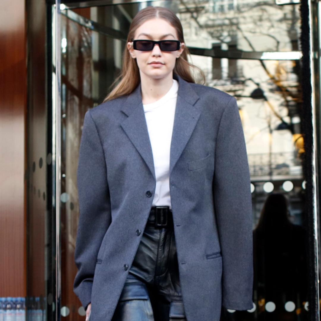 Gigi Hadid Debuts Red Hair as She Returns to the Runway 6 Months After Giving Birth
