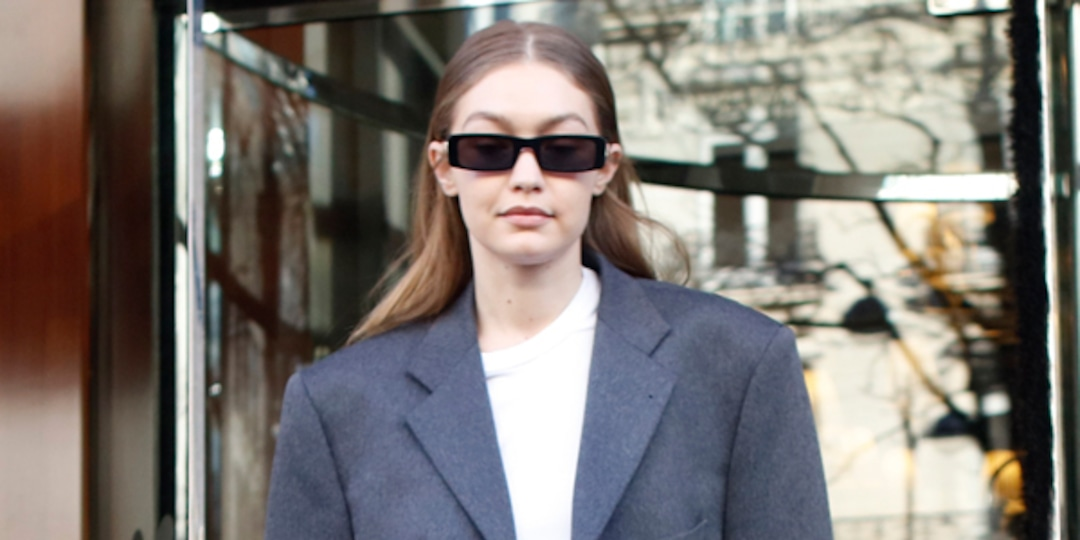 Gigi Hadid Debuts Red Hair as She Returns to the Runway 6 Months After Giving Birth - E! Online.jpg