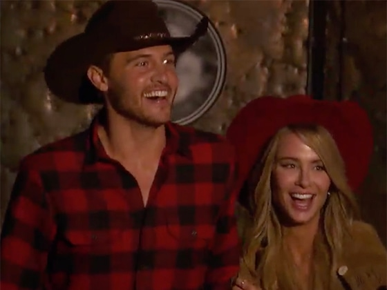 Yee Haw: We Went Line Dancing on a Date With <i>The Bachelor</i>
