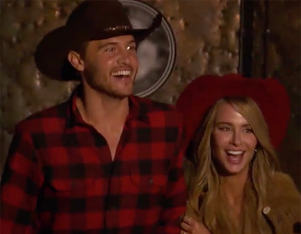 Yee Haw: We Went Line Dancing on a Date With The Bachelor
