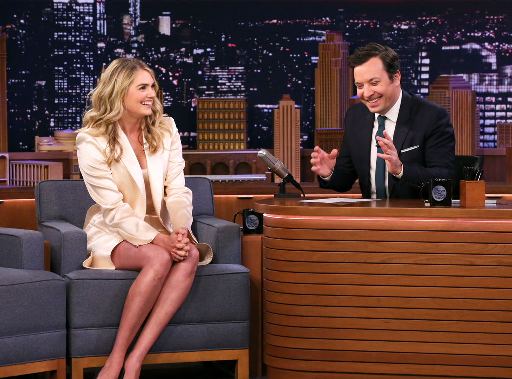 Kate Upton, Tonight Show