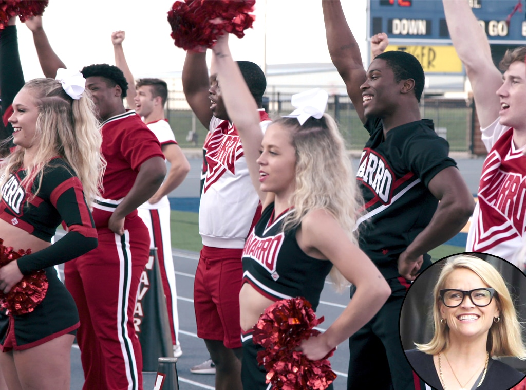 Reese Witherspoon, Cheer