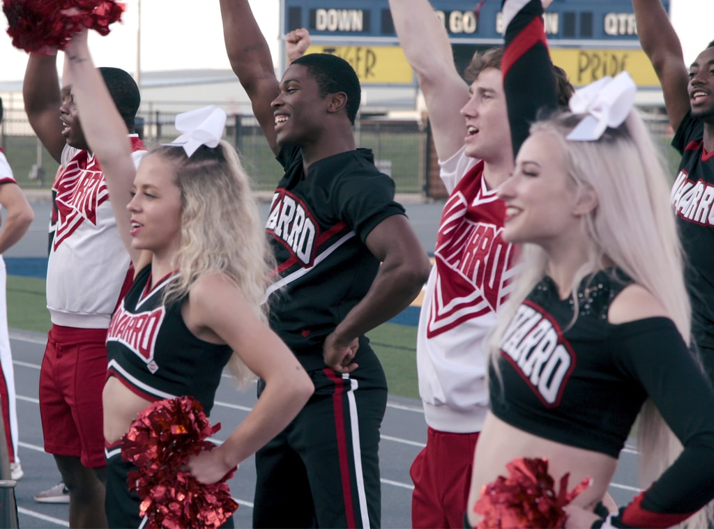 Netflix's 'Cheer' May Be The Best Sport Documentary Out There