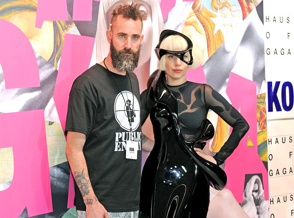 Lady Gaga, DJ White Shadow, Paul Blair