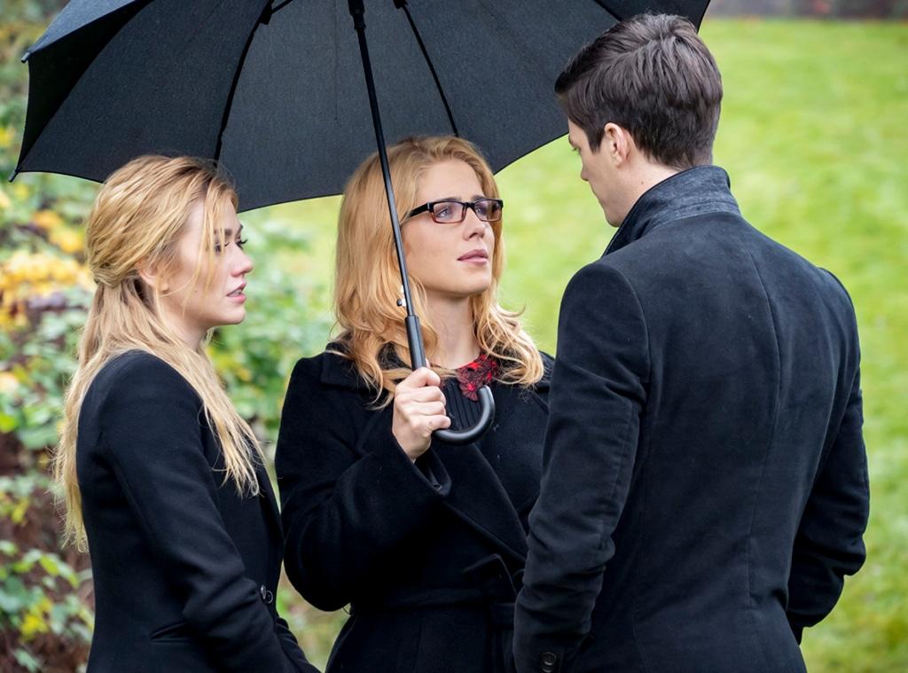 Arrow, Season 8