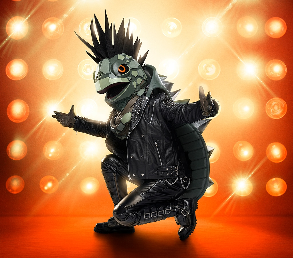 The Masked Singer, Season 3, Turtle