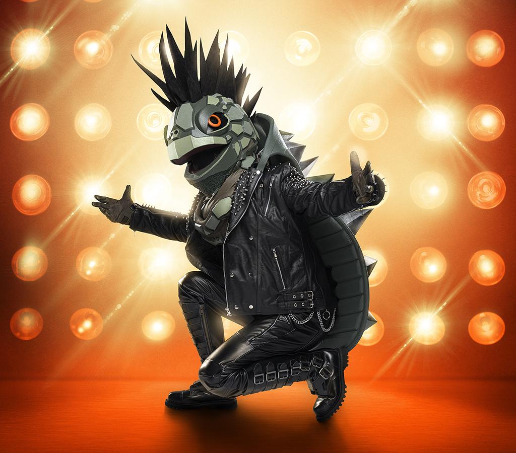 The Masked Singer, Season 3, Turtle