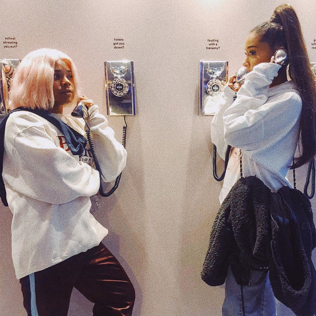 Ariana Grande, Tayla Parx