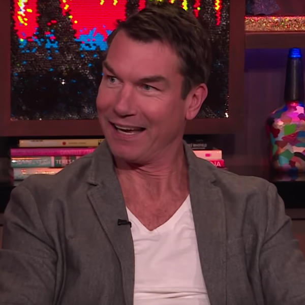 Um, Jerry O'Connell and Rebecca Romijn Role-Play as This Real Housewives Couple in the Bedroom