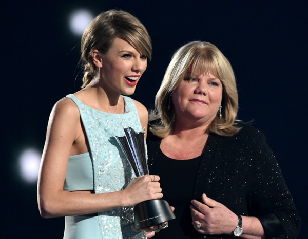 Taylor Swift Reveals Mom Andrea Swift Has Been Diagnosed With a Brain Tumor