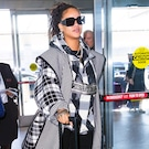 Rihanna's Airport Style