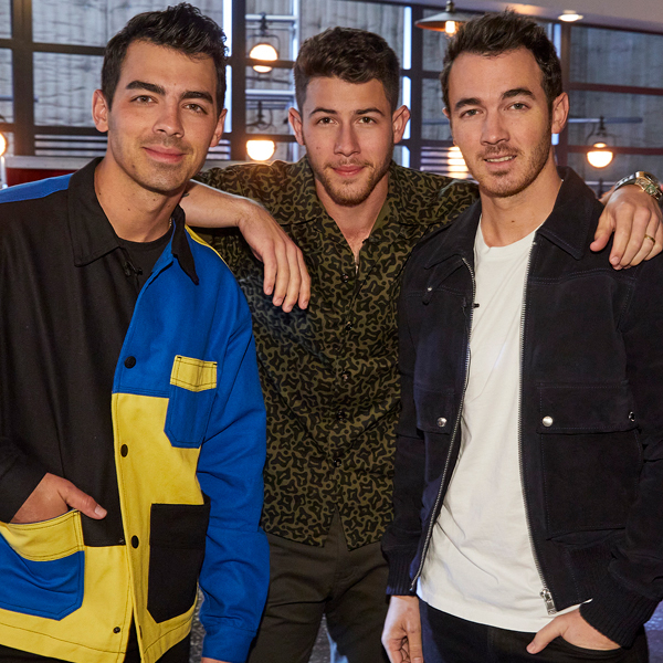 The Jonas Brothers Are Ready to Battle It Out on The Voice