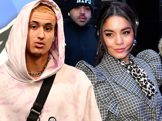 Vanessa Hudgens Is Spotted Out With Lakers Star Kyle Kuzma After Austin Butler Split