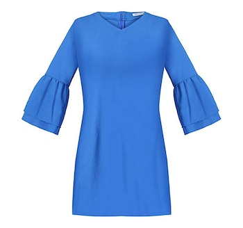 E-Comm: Amazom Bell Sleeve Dress