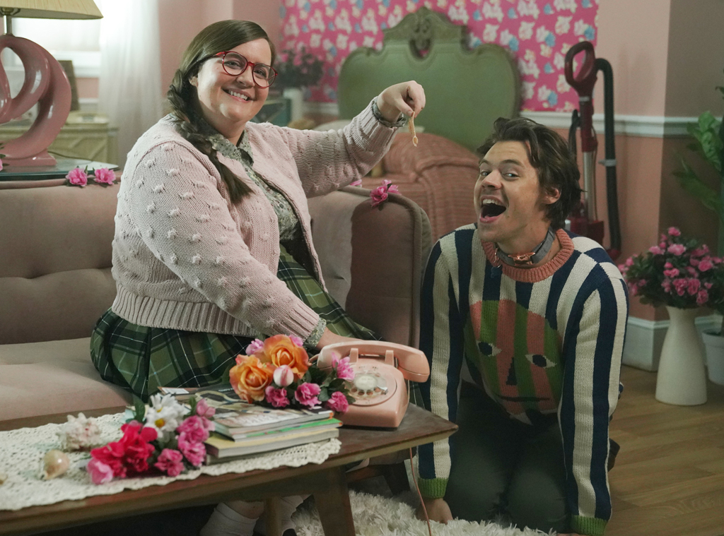 Harry Styles, Aidy Bryant, Saturday Night Live 2019