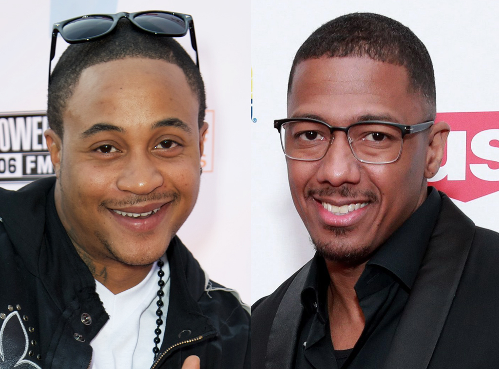 Orlando Brown, Nick Cannon