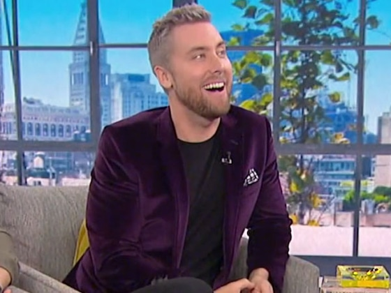 Lance Bass Recalls 'N Sync's 2001 Super Bowl Performance & Scary Near Death Experience