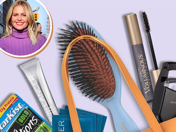 Candace Cameron Bure Reveals What's in Her Bag