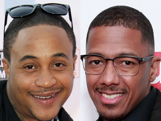 "Nick Cannon Says He's ""Praying"" for Orlando Brown After Sexual Encounter Claim"