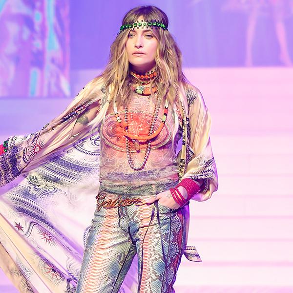 Paris Jackson, Final Jean-Paul Gaultier, 2020 Paris Fashion Week, Haute Couture