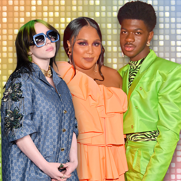 Billie Eilish, Lizzo, Lil Nas X, Year of Newcomers