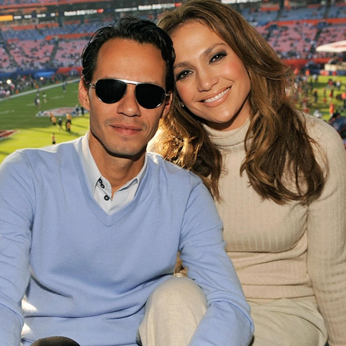 La fuerte confesión de Jennifer Lopez sobre su matrimonio con Marc Anthony  - E! Online Latino - MX