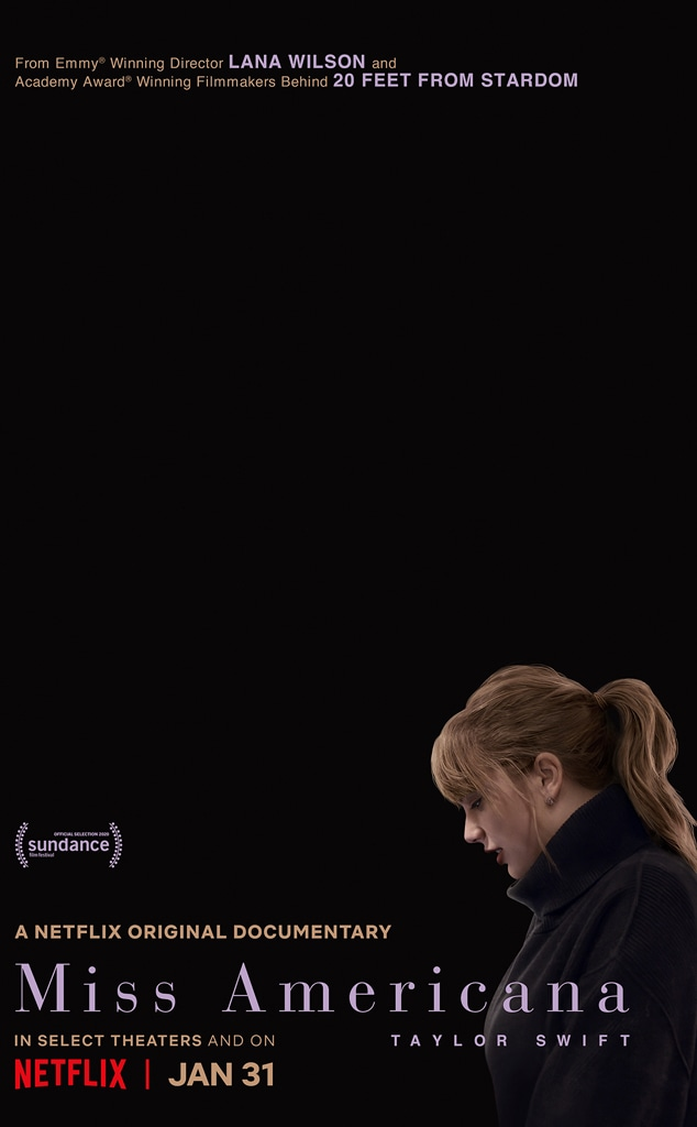 Taylor Swift, Netflix