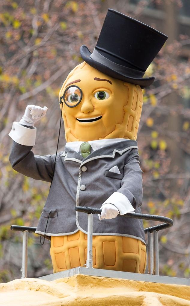 Planters Mr. Peanut