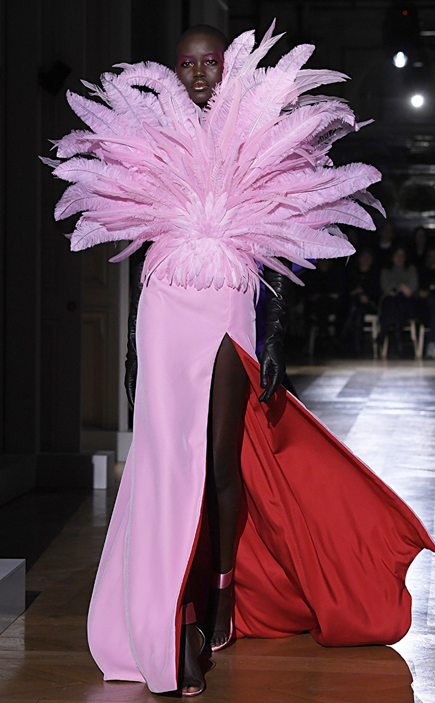 2020 Paris Fashion Week, Best Looks, Valentino