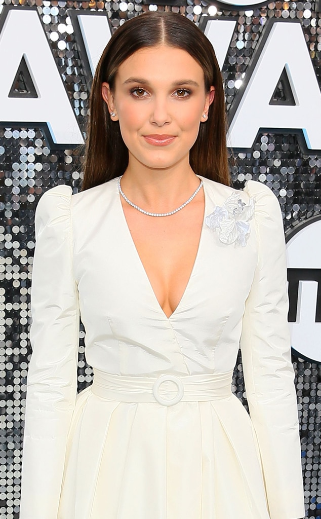 Millie Bobby Brown, 2020 Screen Actors Guild Awards, SAG Awards