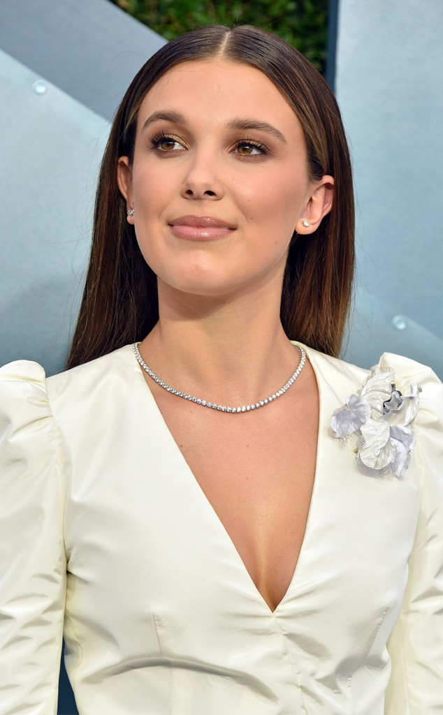 Millie Bobby Brown, 2020 Screen Actors Guild Awards, SAG Awards