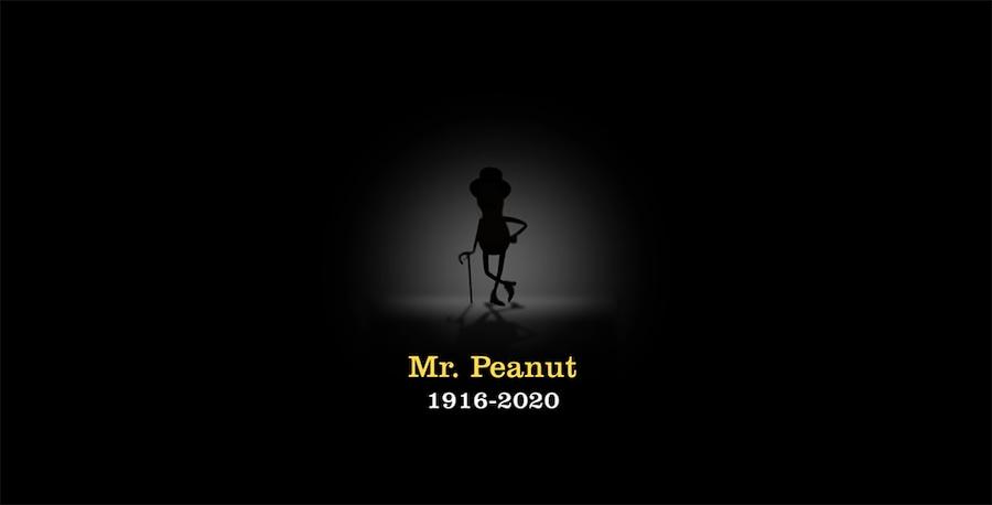 Mr. Peanut, Planters, Super Bowl 2020, Ad
