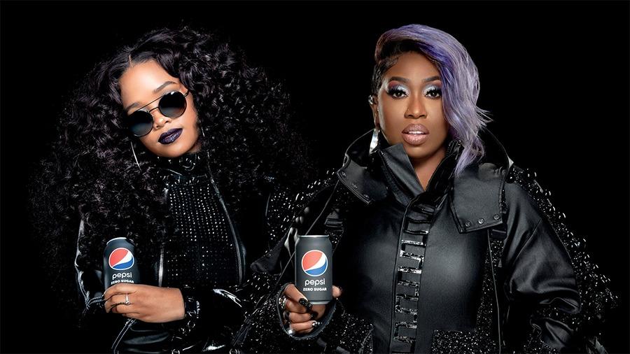 Missy Elliott, H.E.R., Pepsi, Super Bowl 2020, Ad