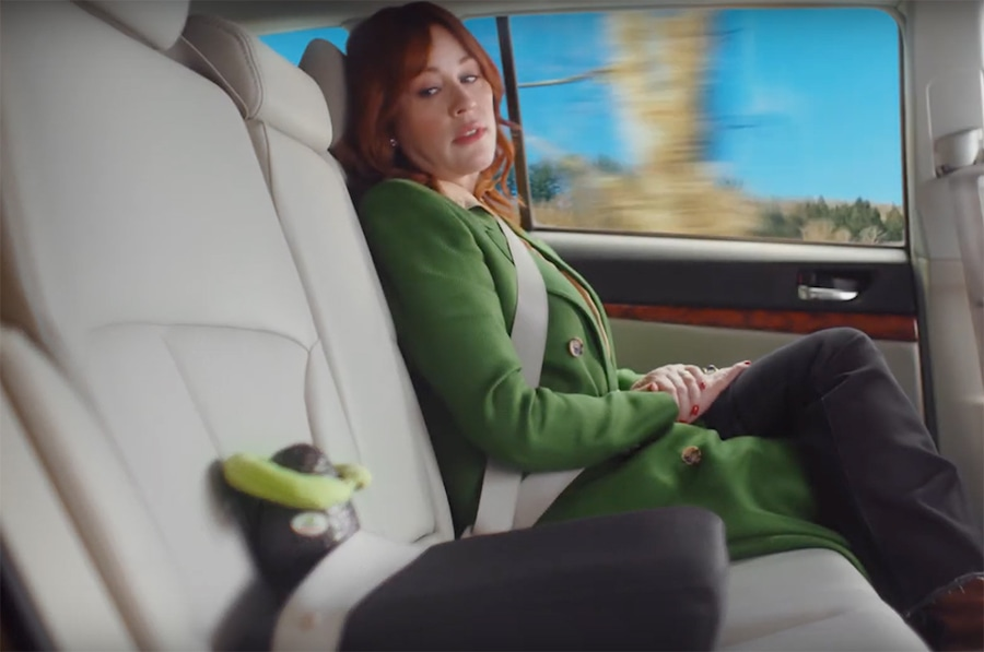 Molly Ringwald, Avocados From Mexico, Super Bowl 2020, Ad
