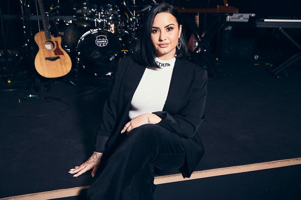 Demi Lovato leaning on faith following near-fatal overdose