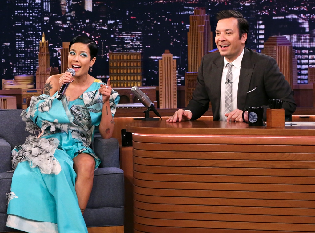Halsey, The Tonight Show
