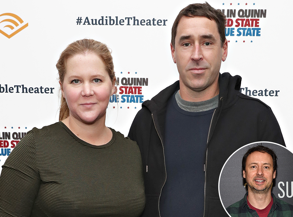 Amy Schumer, Chris Fischer, Kyle Dunnigan